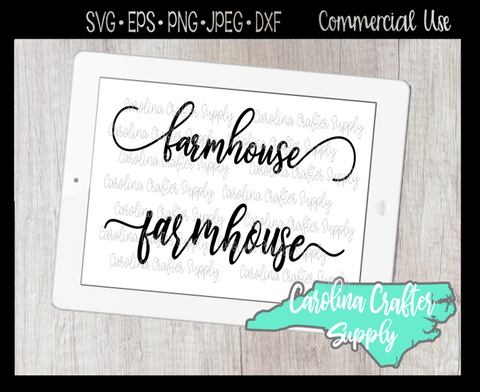 Farmhouse SVG, Home Decor Sign SVG