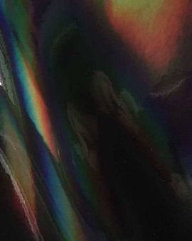 "Adhesive Vinyl - Oil Slick Vinyl, 5 Color Choices Oil Slick Holographic Effect Adhesive Vinyl 12x12"" Sheets Permanent Vinyl Oracal 651 Equivalent Vinyl, Pink Oil Slick, Silver Oil Slick, Gold Oil Slick, Black Oil Slick - Carolina Crafter Supply"