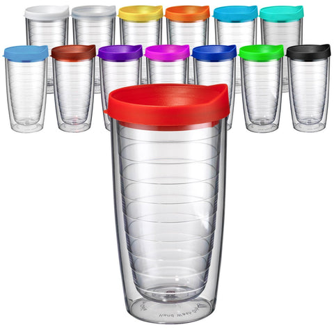 Tervis Style Tumbler, 16 Oz Double Wall Tumbler With Lid, BPA, Acrylic Tumbler With Lid - Carolina Crafter Supply