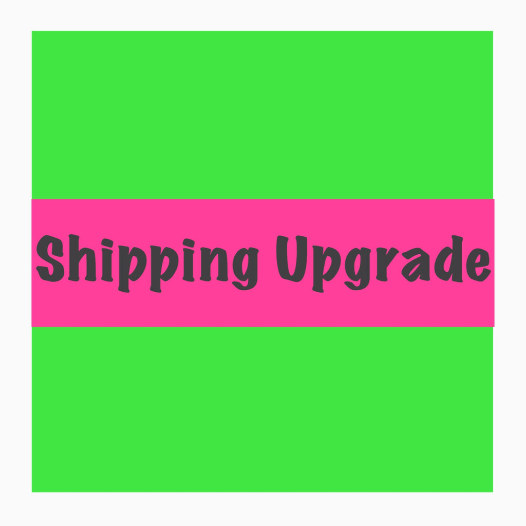 Shipping Upgrade - Expedited Shipping - Order Ships Next Business Day