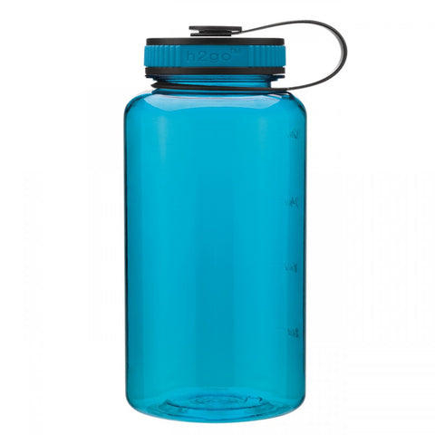 Wide Mouth Water Bottle - 1 34 Oz Wide Mouth Tritan Water Bottle, BPA-Free Plastic Single Wall Water Bottle With Wide Mouth & Screw On Lid - Carolina Crafter Supply