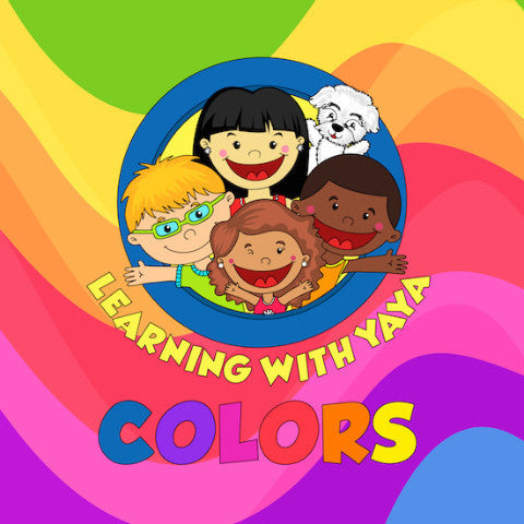colors, educational videos, songs and books, preschool materials, materials for speech and language therapy