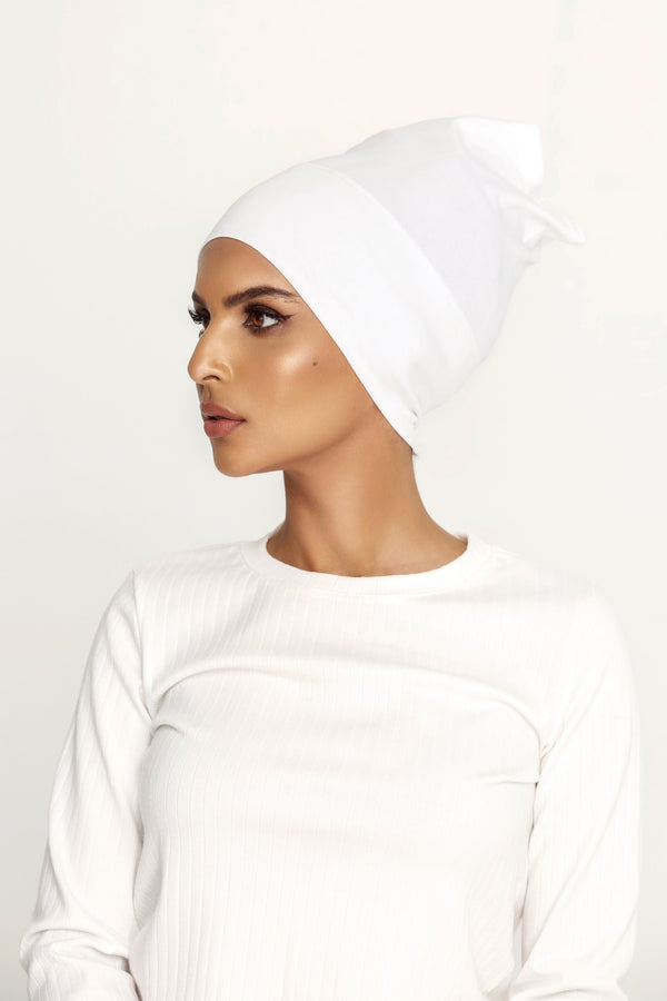 Cotton Undercap - White