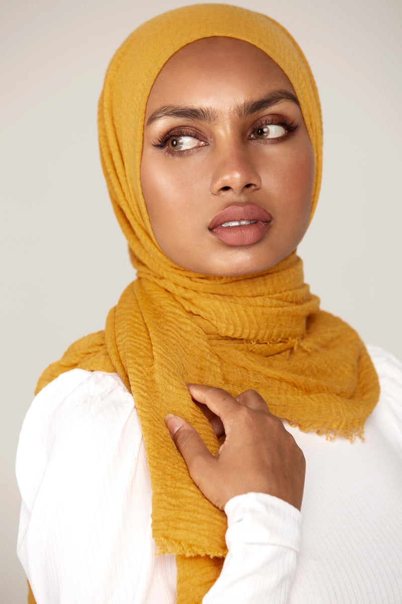 Everyday Crinkle Hijab - Sunrise