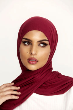 Luxury Jersey Hijab - Marrakech