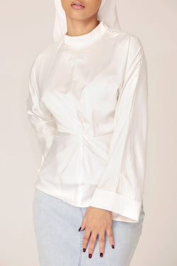 Sadie Knotted Top