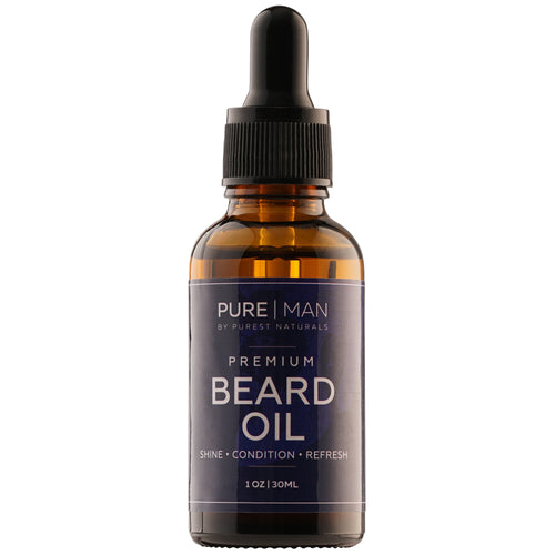 PURE | MAN Beard & Mustache Oil
