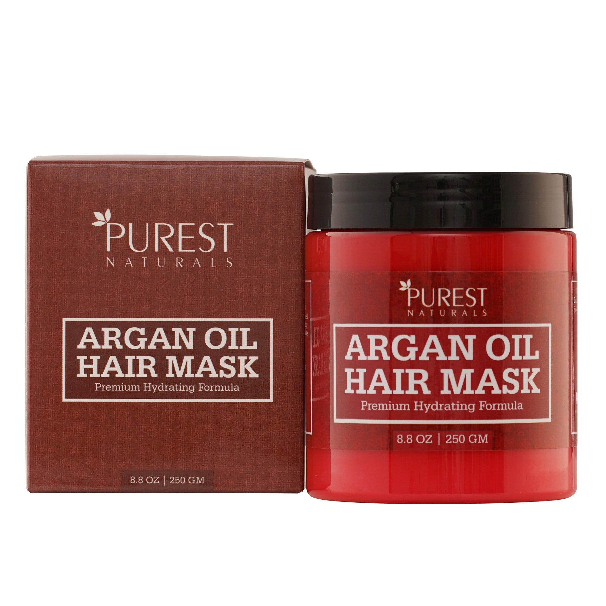 Purest Naturals Argan Oil Hair Mask