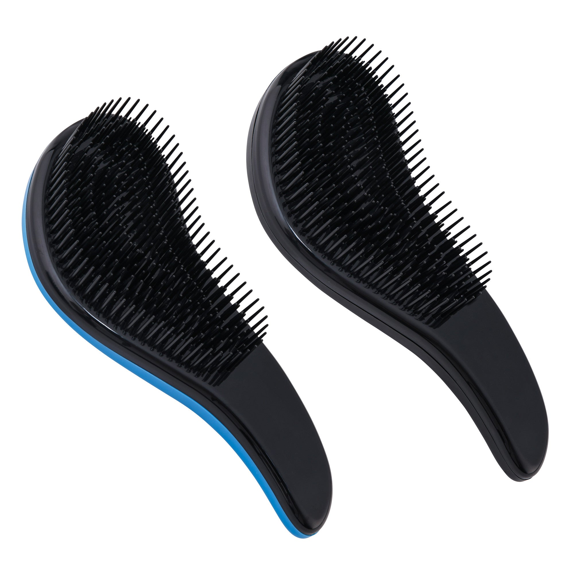 Purest Naturals Detangling Hair Brush Set (2 Brushes)