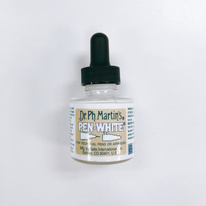 Dr. Ph. Martin's Pen-White