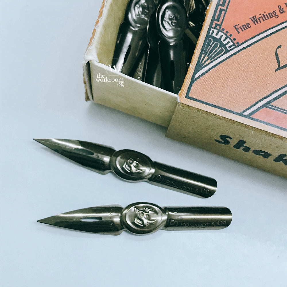 Shakespeare - set of 3 nibs
