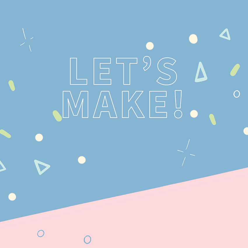 Let's Make! Zines x Videos
