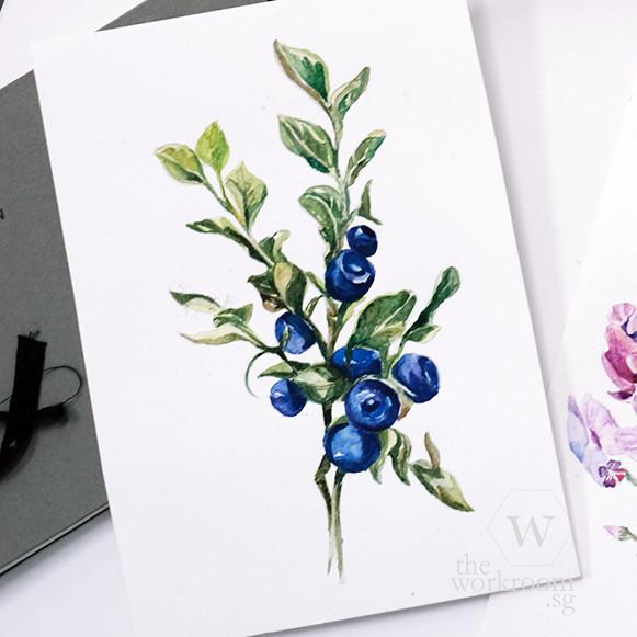 Watercolour Workshop - Botanical Painting