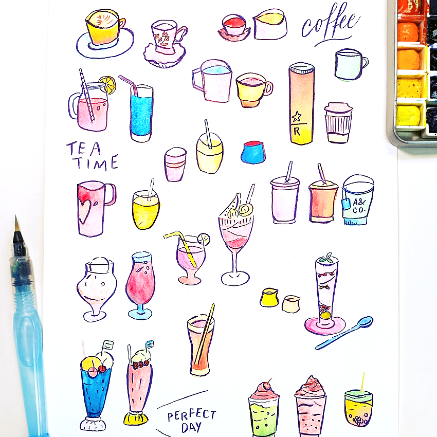 Resource — Paint and Make Coffee x Things PDF