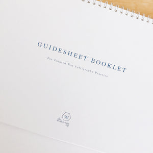 Guidesheet Booklet — Premium