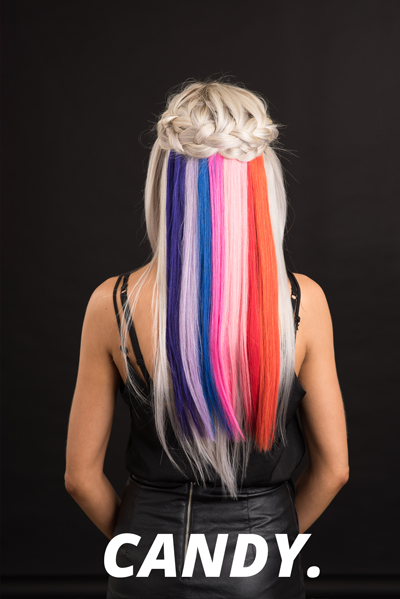 ITip Extensions - Top Up Pack Candy Colours - Discontinued
