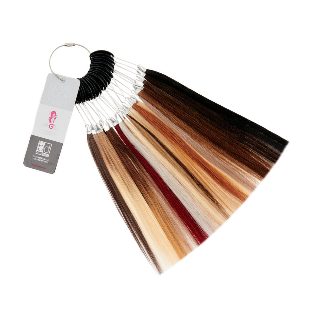 Colour Ring (Human Hair)