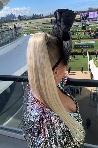 Grandé Human Hair Ponytail