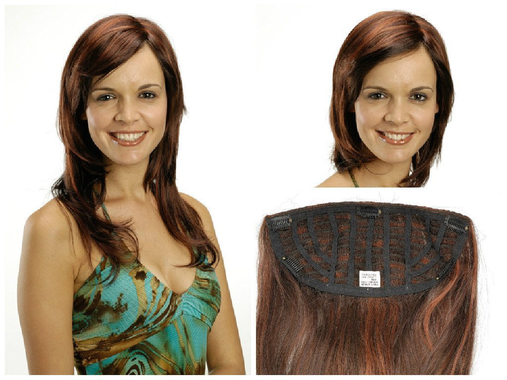 Jasmine Human Hair Blend Dscontinued Style