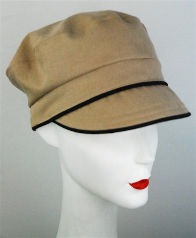 Stylish cap, made to order in