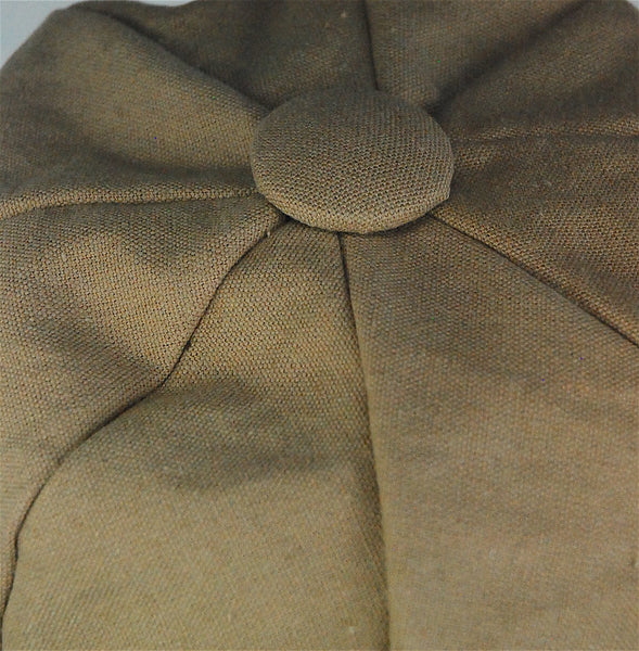 "Stylish sectional cap, made to order in ""linen"" color - mariacurcic - 2"