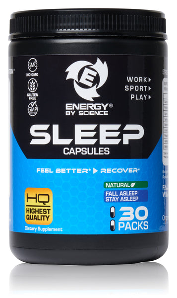 Sleep Supplement - Rest and Recover