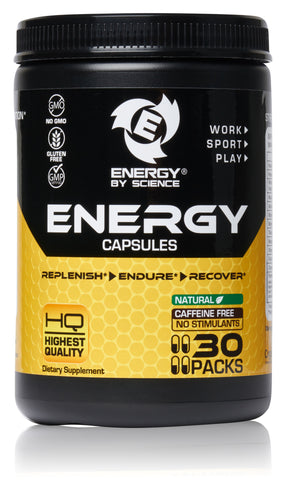 Energy Supplement - Replenish, Endure, And Recover