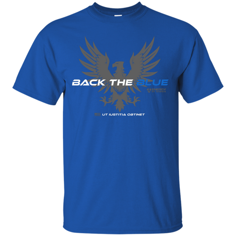 Back The Blue Custom Ultra Cotton T-Shirt