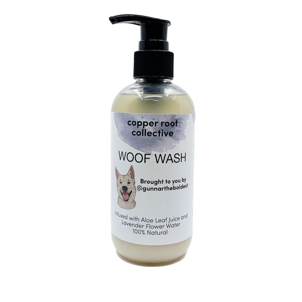 Woof Wash Liquid Shampoo