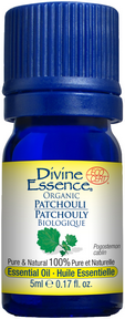 Divine Essence - Patchouli Organic Essential Oil - The Niche Naturals