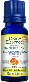 Divine Essence - Pink Grapefruit Essential Oil - The Niche Naturals