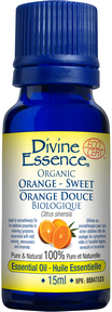 Divine Essence - Orange - Sweet Essential Oil - The Niche Naturals
