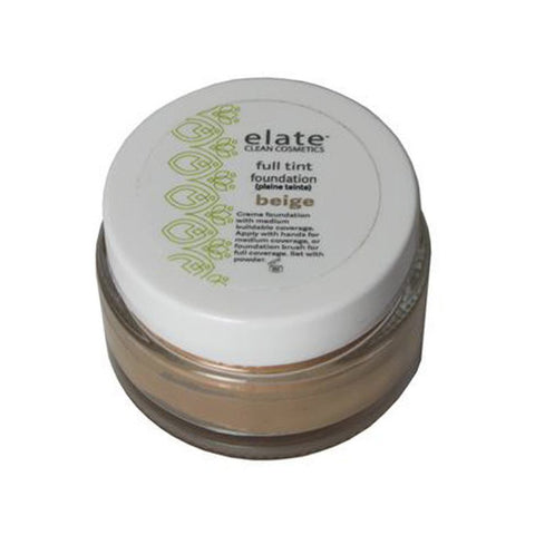 Elate Full Tint Foundation - Beige - The Niche Naturals