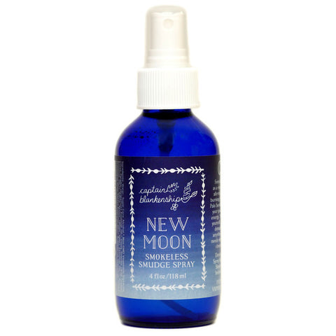 New Moon Smokeless Smudge Spray - The Niche Naturals