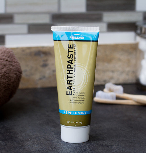 Earthpaste - Peppermint - The Niche Naturals
