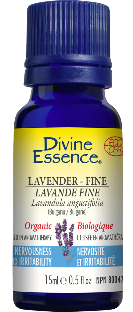 Divine Essence - Lavender - Fine Essential Oil - The Niche Naturals