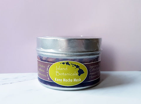 Elevated - Kona Mocha Facial Mask - The Niche Naturals