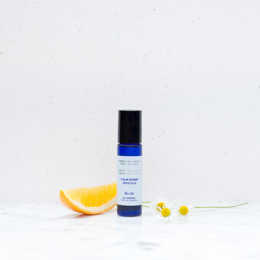 Calm Down Therapeutic Roll On - The Niche Naturals