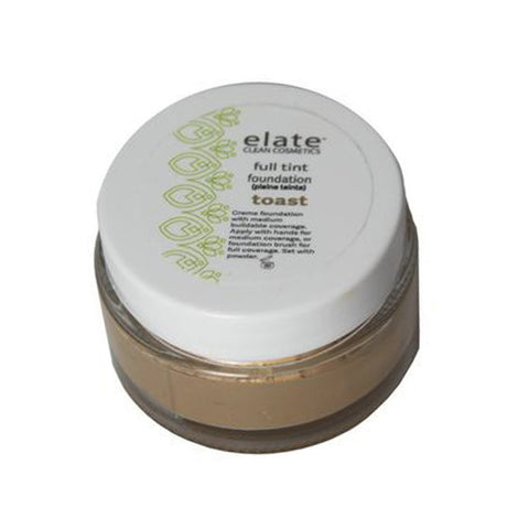 Elate Full Tint Foundation - Toast - The Niche Naturals