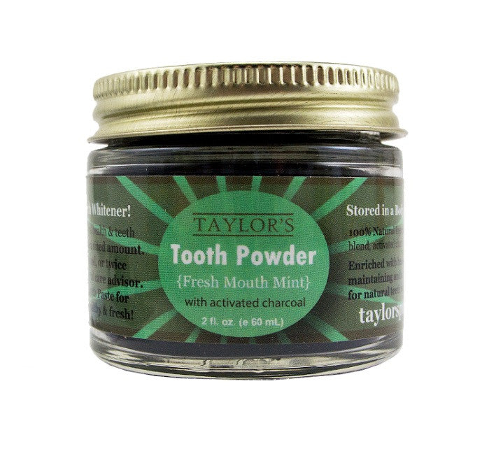 Elevated - Tooth Powder - The Niche Naturals