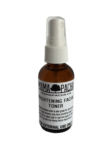 Facial Toner - Brightening - The Niche Naturals