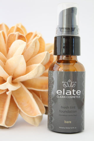 Elate Fresh Tint Foundation - Bare - The Niche Naturals