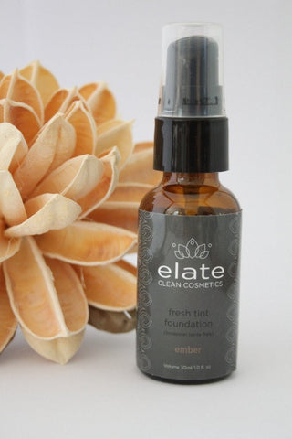 Elate Fresh Tint Foundation - Ember - The Niche Naturals