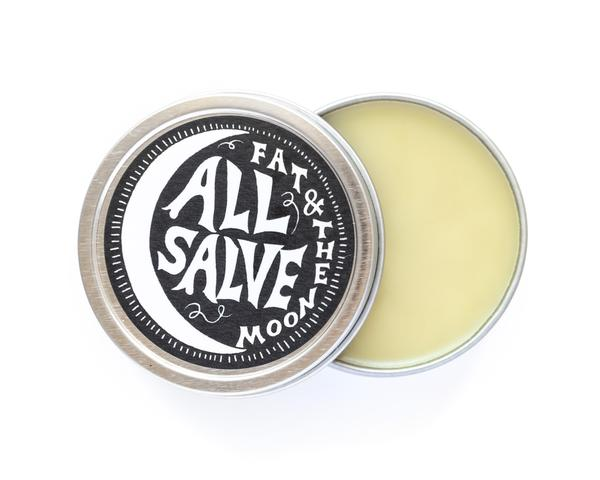 Fat and the Moon - All Salve - The Niche Naturals