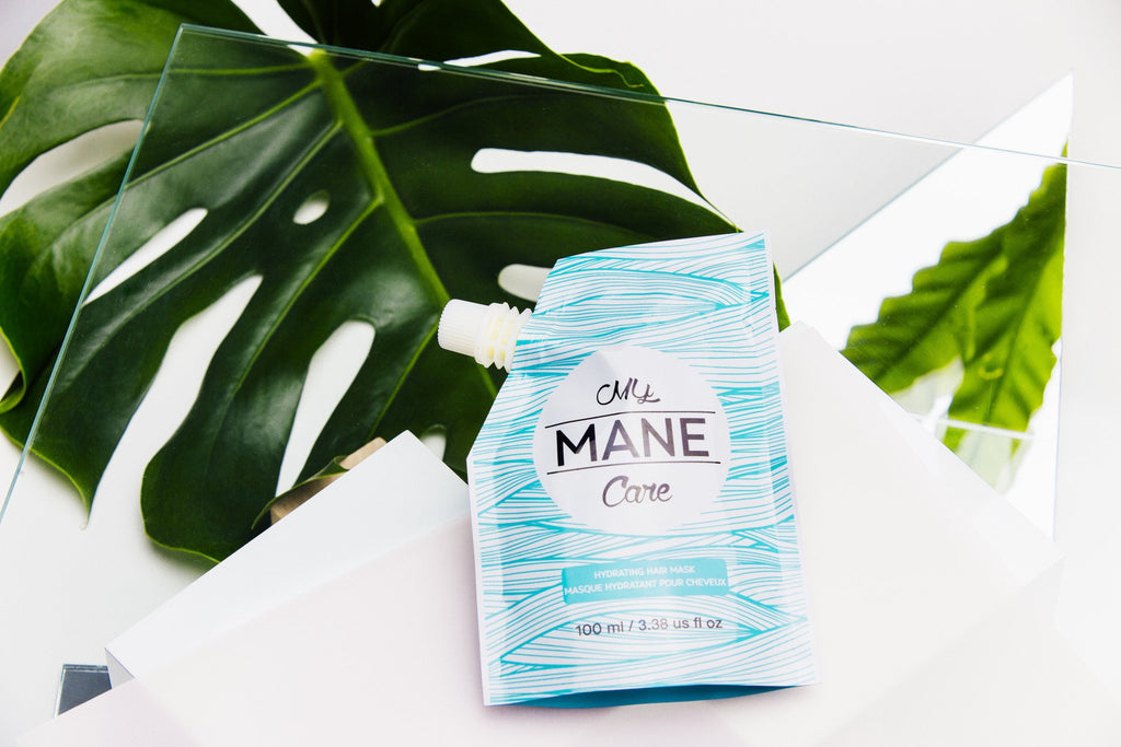 Hydrating Hair Mask - The Niche Naturals