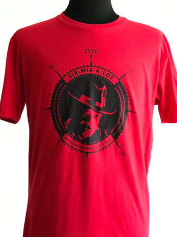 Compass Red (Men's)