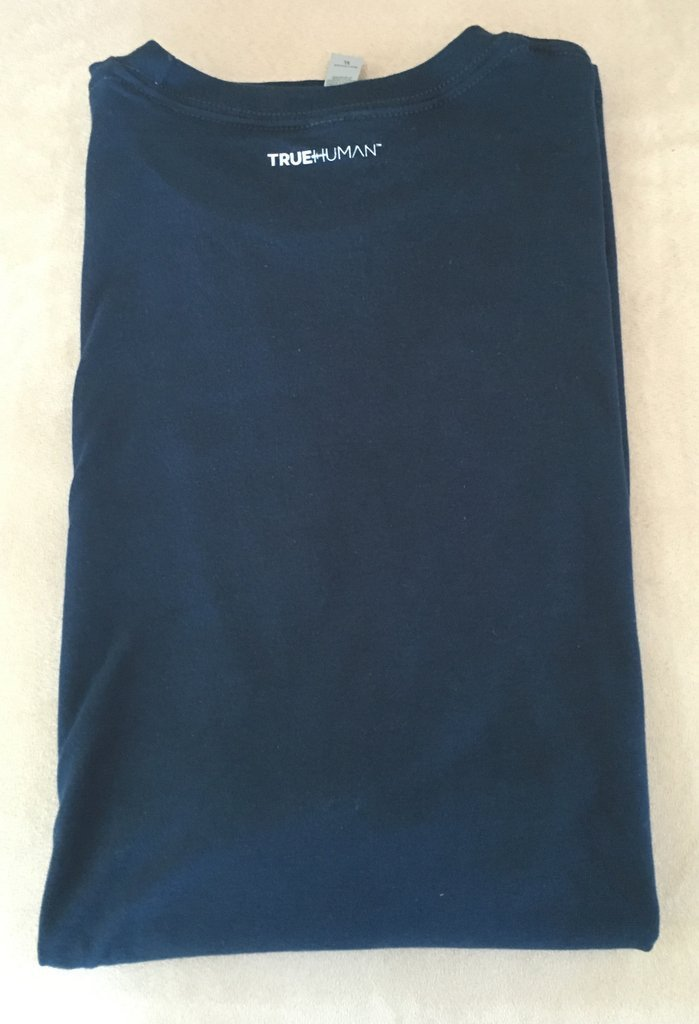 Sir Mix-A-Lot Blue SWASS Tee Navy Blue w/Gold (Women's)