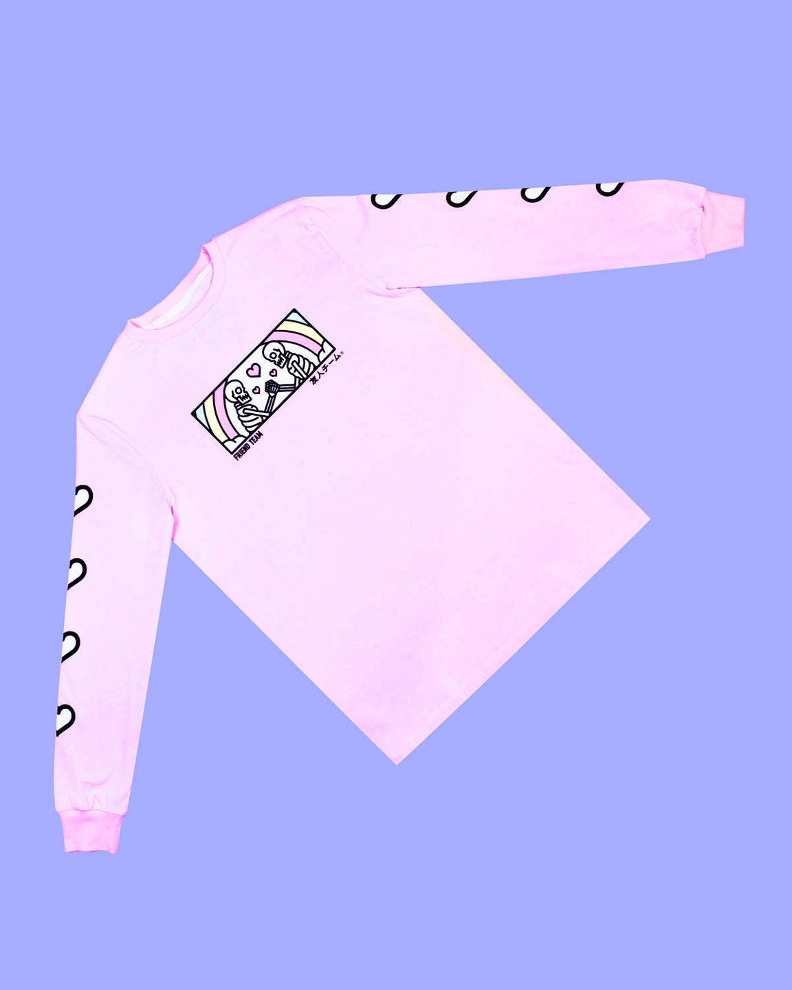 The Friend Team Longsleeve