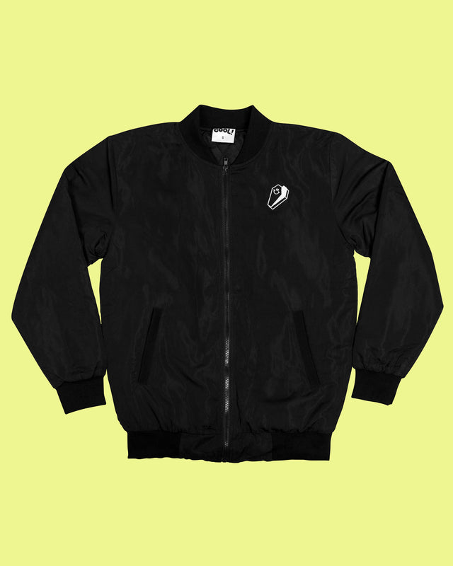 The Death Bomber Jacket