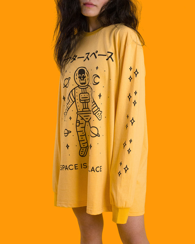 The Space Longsleeve